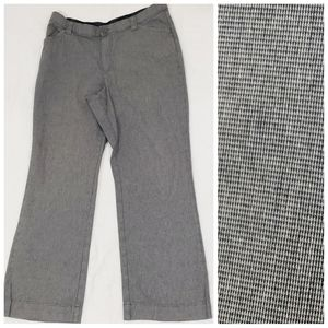 🆕Lee Gray Stretch Pants Trousers 14 Short